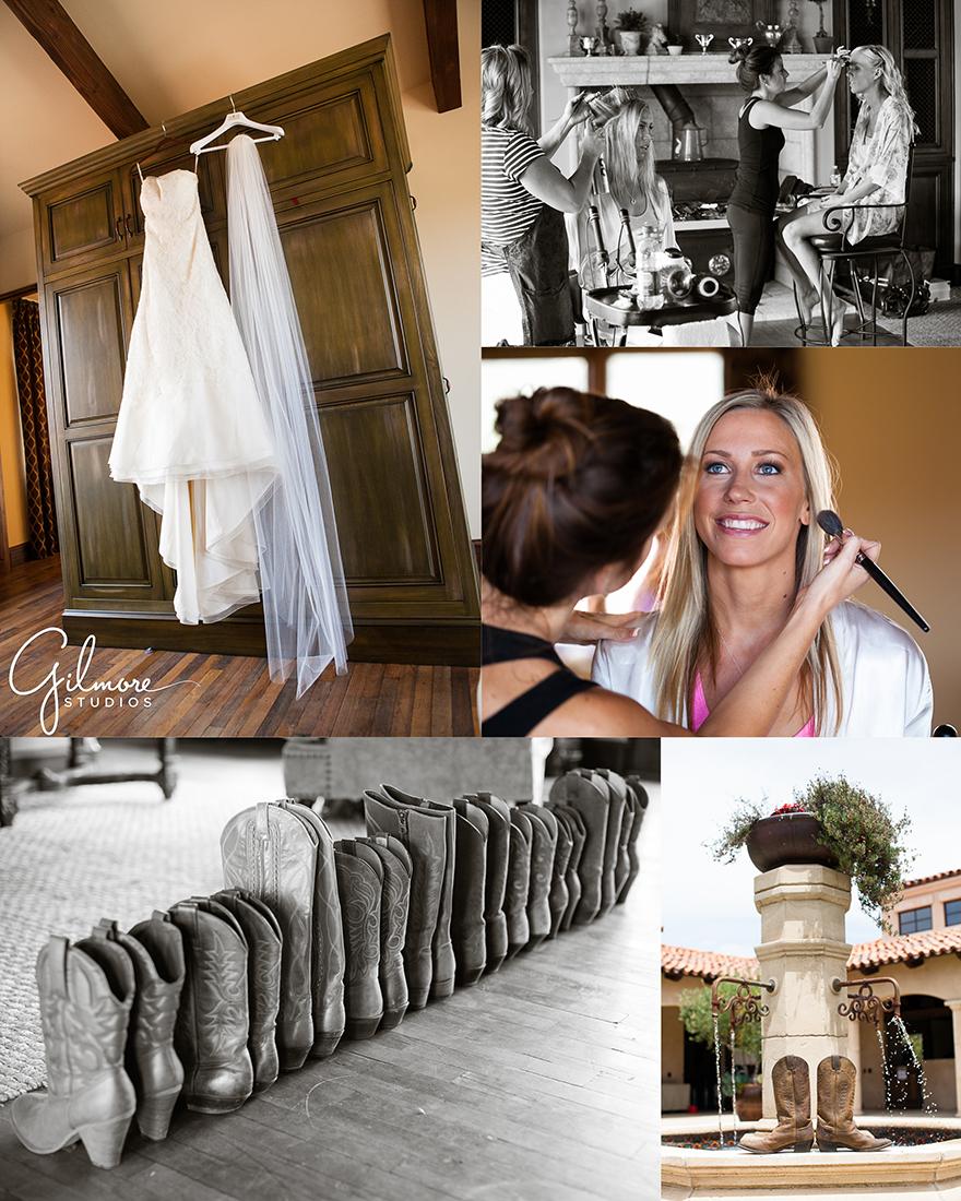 Wedding Cakes Orange County: J + J's Country Themed Ranch Wedding