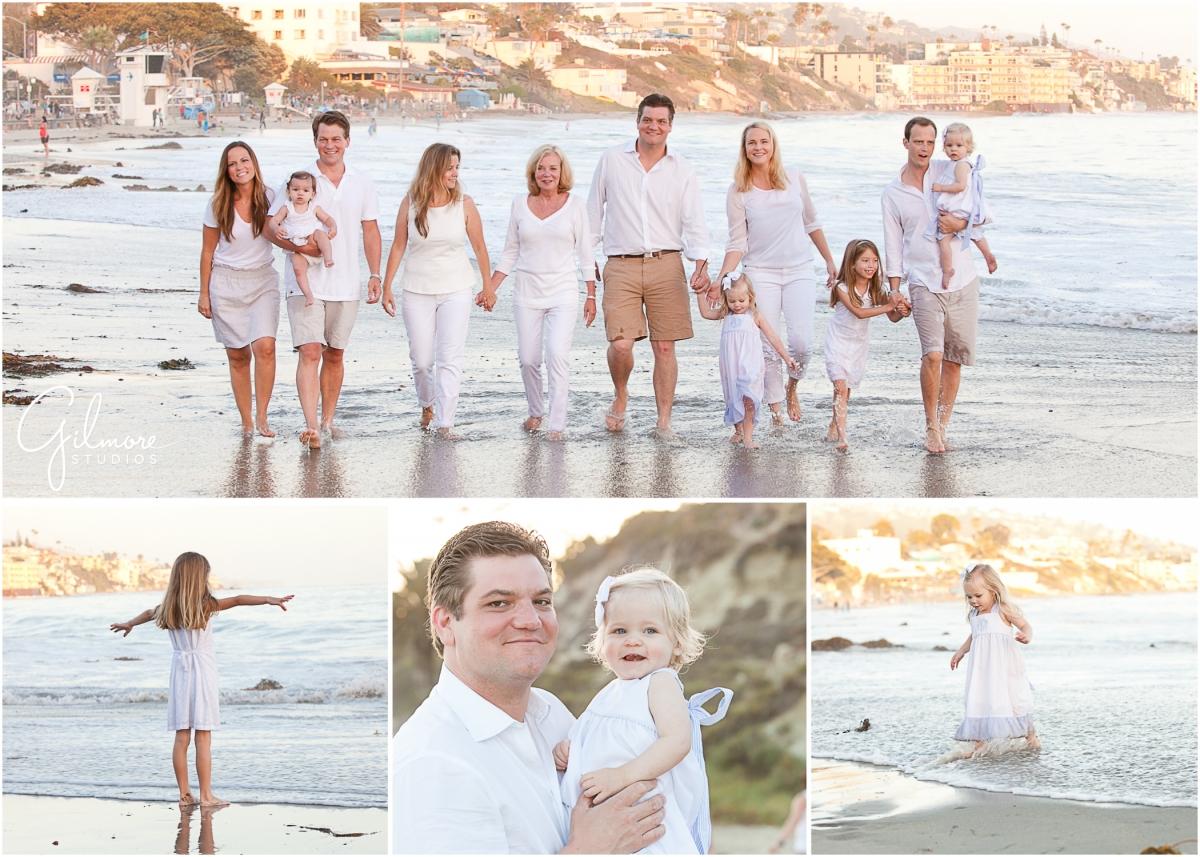 Laguna Beach Family Photography - Family Reunion - Gilmore ...