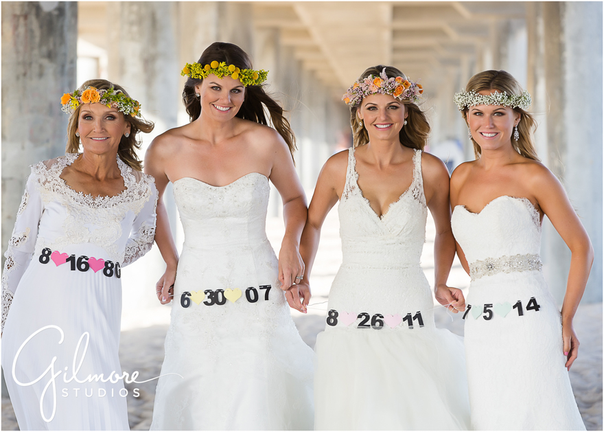 Luau Wedding Dresses 5 Fancy Mother and daughters the