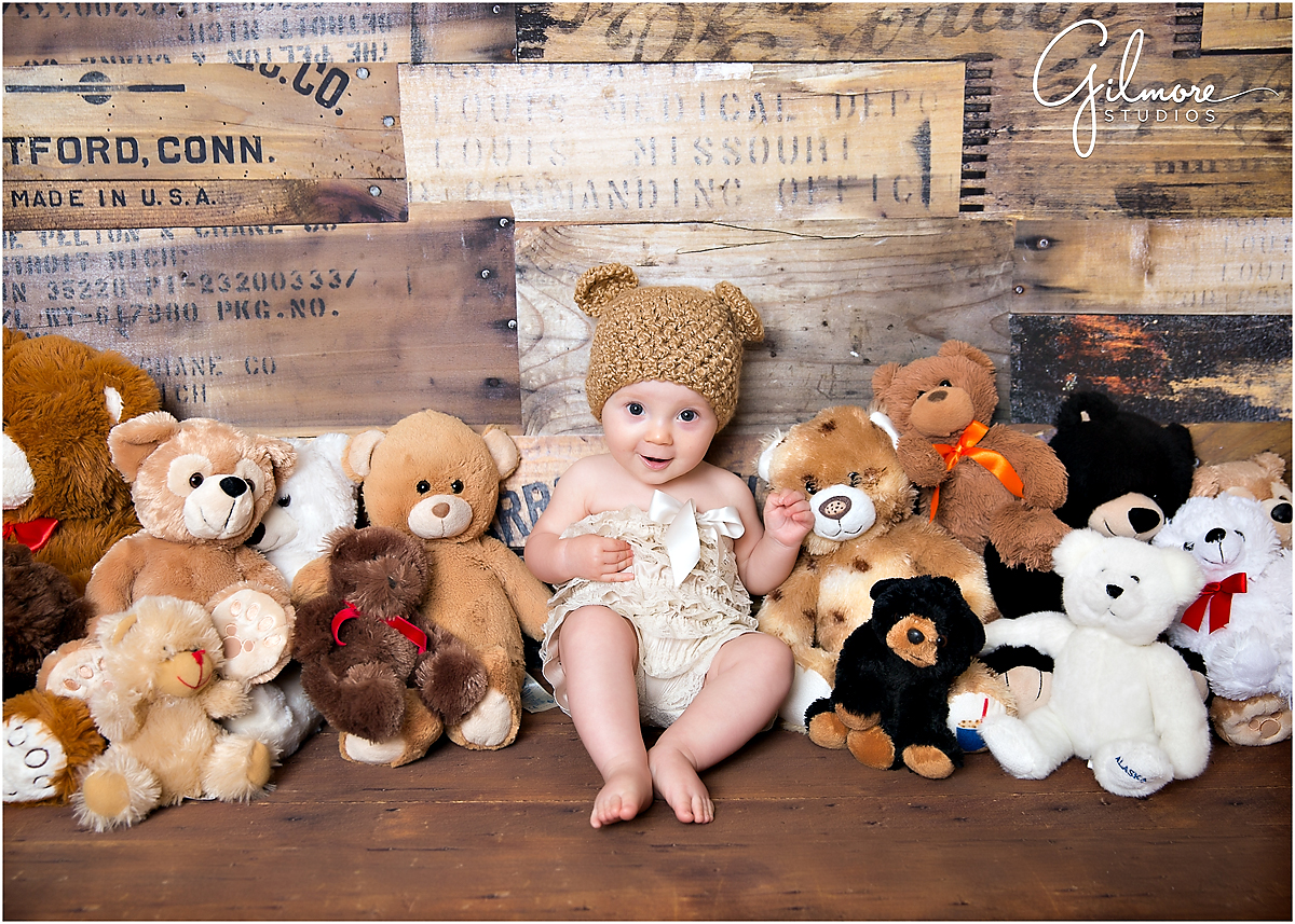 Baby G S 6 Month Old Session Costa Mesa Baby