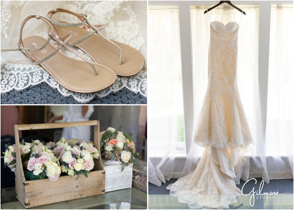 2-temecula-wedding-photo-Pronovias-dress-Aldo-shoes-floral-bouquets-gilmore-studios