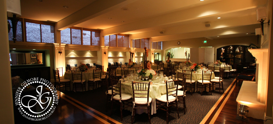 Lido Isle Yacht Club Wedding Reception Newport Beach Ca