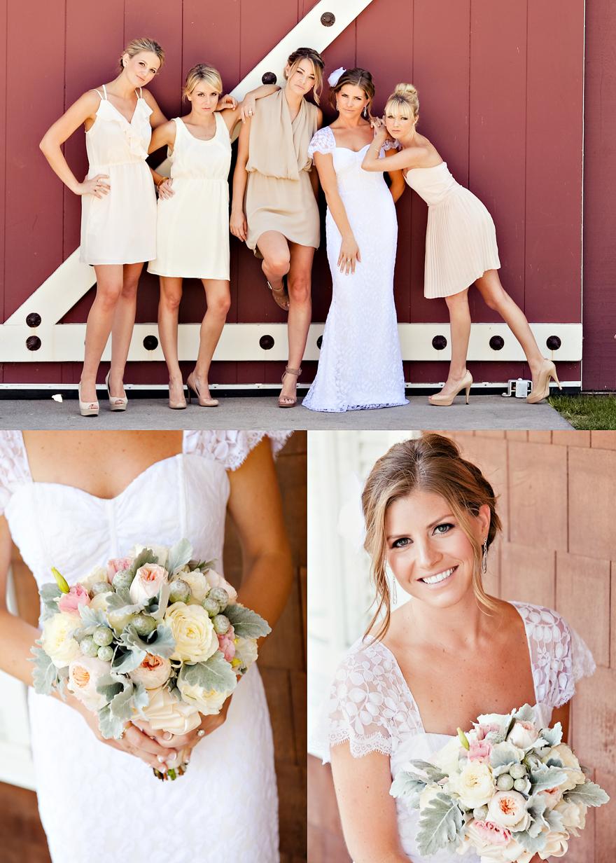 strawberry farms wedding 02 - barn wedding dresses