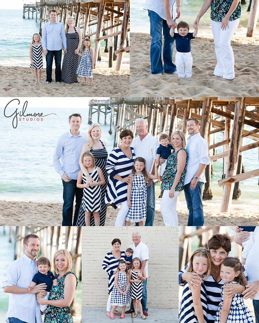 Beach Family Picture Outfits