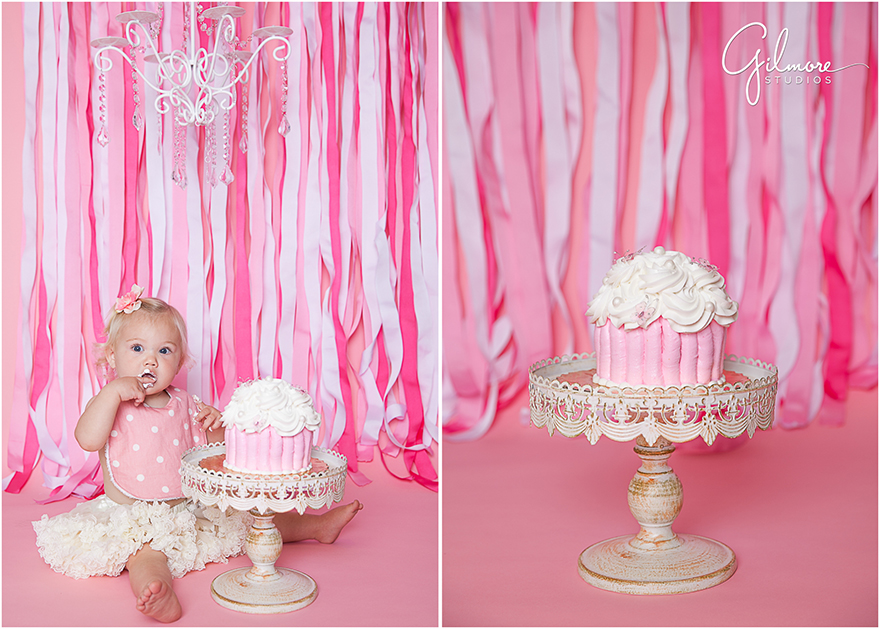 Princess Cake Smash Newport Beach Ca Cake Smash