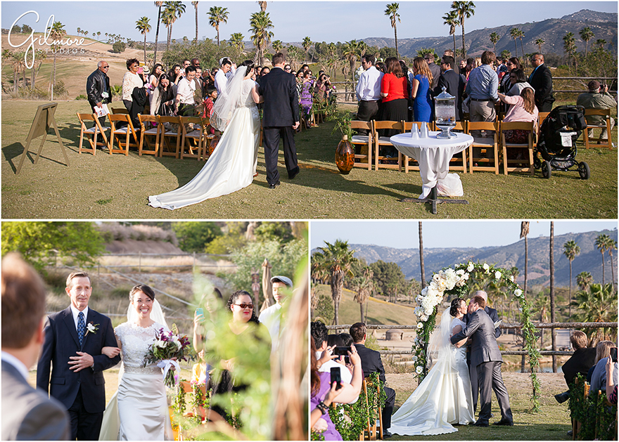 San Diego Zoo Safari Park Wedding San Diego Ca Gilmore