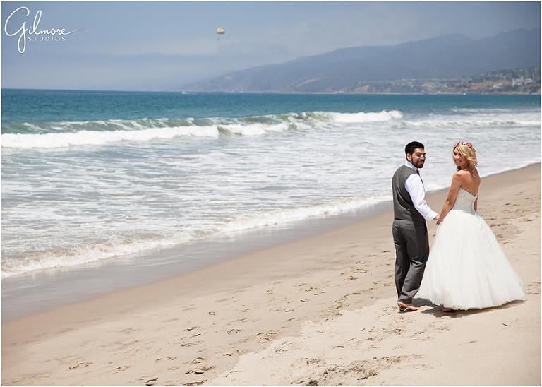Gilmore Studios Los Angeles Wedding Photo Beach Santa Monica 03 04