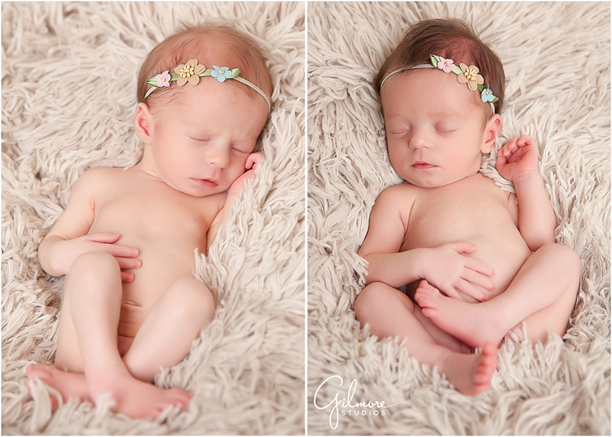 Twins baby girl newborn session newport beach newborn photographer gilmore studios wedding family newborn maternity and event photographers