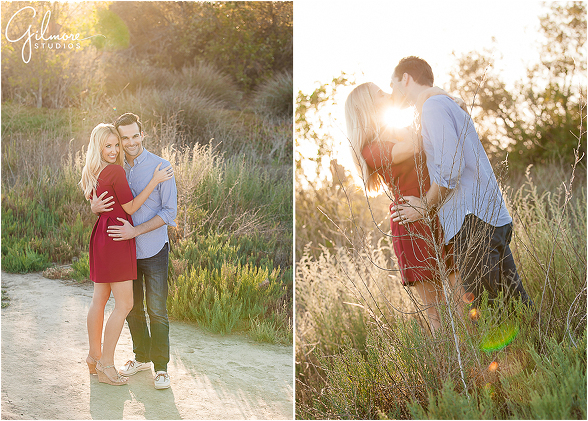 """00a9947215 """"Just because"""" session – Newlywed photography session – Newport Back Bay –  Newport Beach, CA"""
