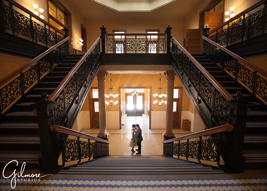 Jose Amp Misty S Wedding Old Orange County Court House