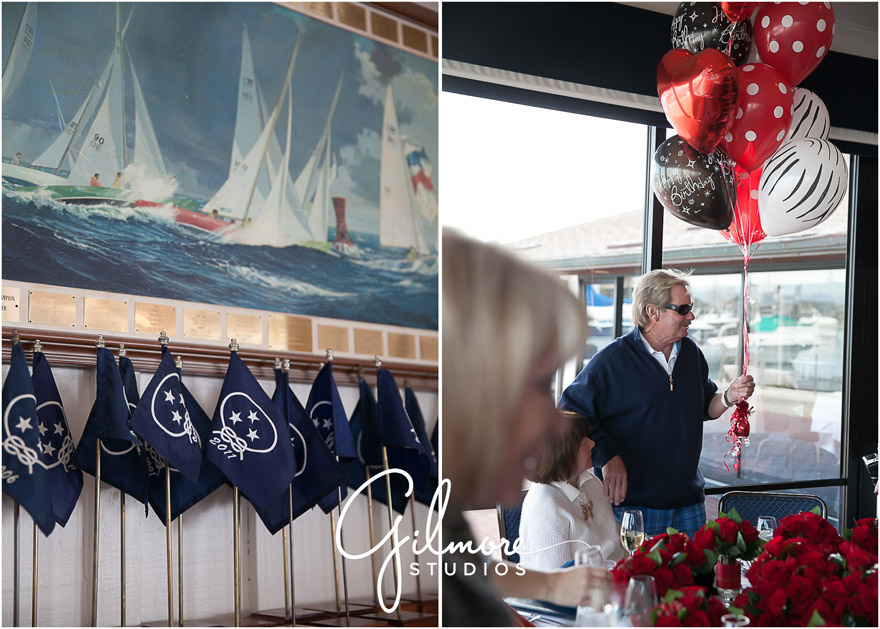 grandma u0026 39 s 95th birthday party at the newport harbor yacht